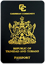 Passport index / rank of Trinidad and Tobago 2020