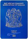 Passport index / rank of Tanzania 2020