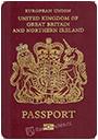 Passport index / rank of United Kingdom 2020
