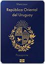 Passport index / rank of Uruguay 2020