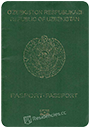 Passport index / rank of Uzbekistan 2020