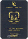 Passport index / rank of St. Vincent and the Grenadines 2020
