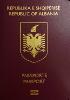 Passport of Albania