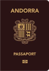 Passport of Andorra