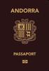 Passport of Andorra