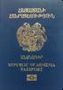 Passport of Armenia