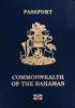 Passport of Bahamas