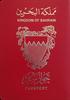 Passport of Bahrain