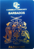 Passport of Barbados