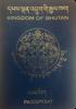 Passport of Bhutan