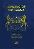 Passport of Botswana