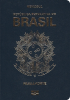 Passport of Brazil