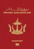 Passport of Brunei