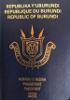 Passport of Burundi