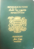 Passport of Chad