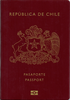 Passport of Chile