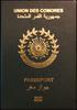 Passport of Comoros