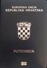 Passport of Croatia