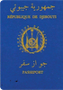 Passport of Djibouti