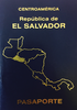 Passport of El Salvador