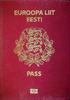 Passport of Estonia