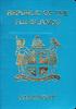 Passport of Fiji