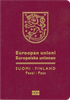 Passport of Finland