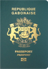 Passport of Gabon