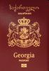 Passport of Georgia