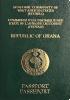 Passport of Ghana