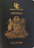 Passport of Grenada
