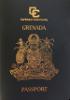 Passport of Grenada
