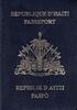 Passport of Haiti