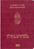 Passport of Hungary