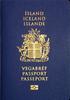 Passport of Iceland