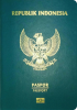 Passport of Indonesia