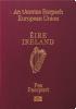 Passport of Ireland