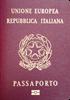 Passport of Italy