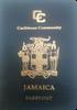 Passport of Jamaica