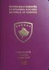 Passport of Kosovo