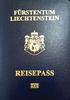 Passport of Liechtenstein