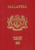 Passport of Malaysia