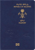 Passport of Maldives