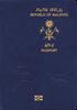 Passport of Maldives