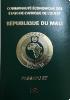 Passport of Mali