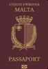 Passport of Malta