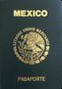 Passport of Mexico