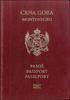 Passport of Montenegro