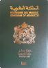 Passport of Morocco