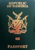 Passport of Namibia